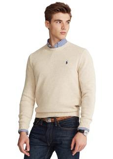 Ralph Lauren Polo Polo Ralph Lauren Men's Cotton Crewneck Sweater