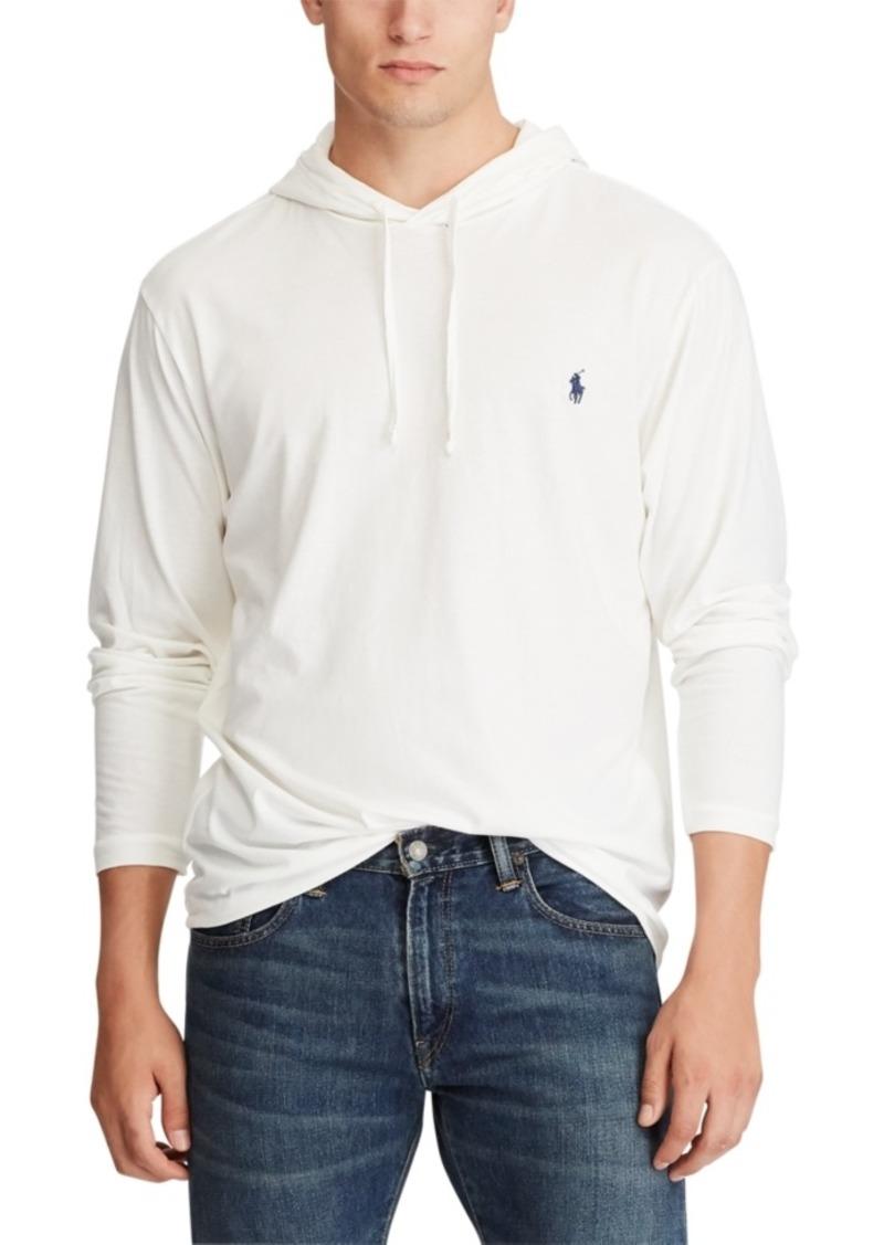 Ralph Lauren Polo Polo Ralph Lauren Men's Big & Tall Hooded Long Sleeve T-Shirt