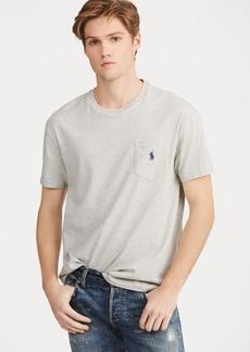 Ralph Lauren Polo Polo Ralph Lauren Men's Crew Neck Pocket T-Shirt