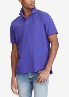 Ralph Lauren Polo Polo Ralph Lauren Men's Custom Slim Fit Mesh Polo