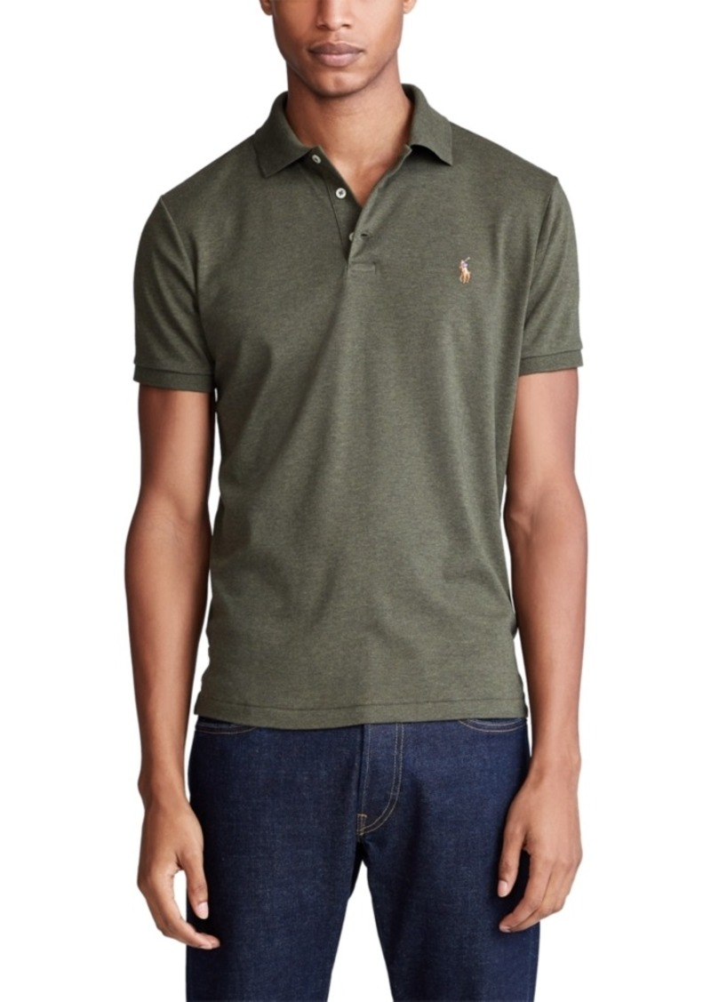 Ralph Lauren Polo Polo Ralph Lauren Men's Custom Slim Fit Polo Shirt