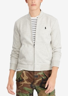 Ralph Lauren Polo Polo Ralph Lauren Men's Double-Knit Bomber Jacket