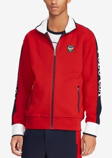 Ralph Lauren Polo Polo Ralph Lauren Men's Double-Knit Track Jacket