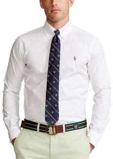Ralph Lauren Polo Polo Ralph Lauren Men's Estate Classic/Regular Fit Pinpoint Oxford Dress Shirt