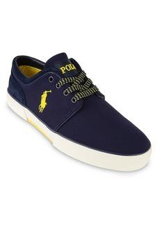"""Ralph Lauren: Polo Polo Ralph Lauren® Men's """"Faxon Low"""" Casual Sneakers"""