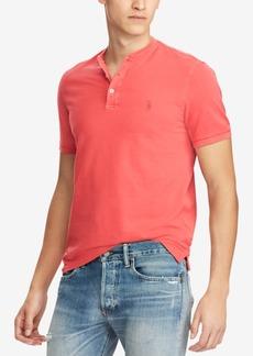 Ralph Lauren Polo Polo Ralph Lauren Men's Featherweight Mesh Henley T-Shirt
