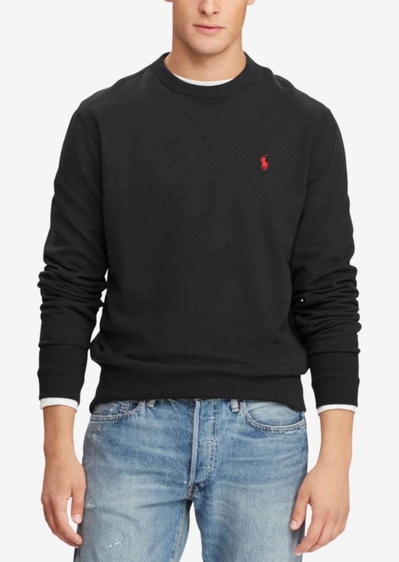 elegante Schuhe weltweite Auswahl an suche nach echtem Ralph Lauren Polo Polo Ralph Lauren Men's Fleece Sweatshirt, Created for  Macy's | Outerwear