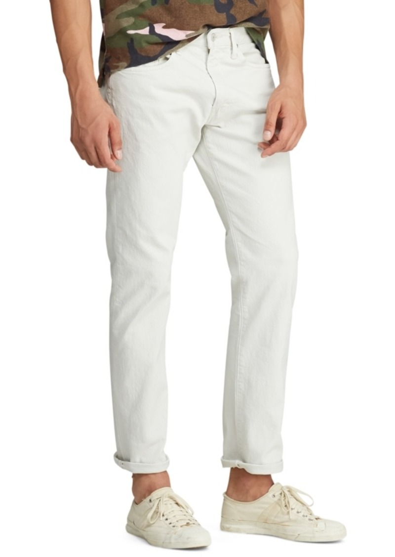 Ralph Lauren Polo Polo Ralph Lauren Men's Hampton Stretch Relaxed Straight Jeans