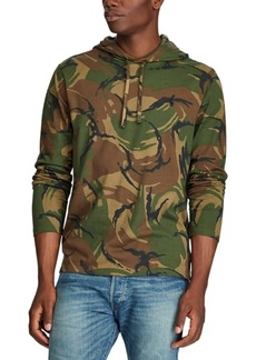 Ralph Lauren Polo Polo Ralph Lauren Men's Hooded Camo T-Shirt
