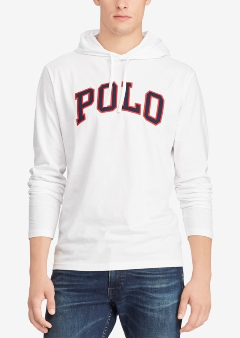 85544508 Ralph Lauren Polo Polo Ralph Lauren Men's Hooded Graphic Cotton T ...