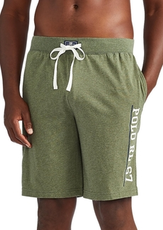 Ralph Lauren Polo Polo Ralph Lauren Men's Knit Jersey Logo Sleep Shorts