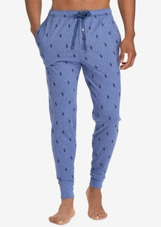 Ralph Lauren Polo Polo Ralph Lauren Men's Lightweight Cotton Logo Pajama Pants
