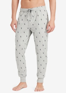 Ralph Lauren Polo Polo Ralph Lauren Men's Lightweight Cotton Logo Pajama Pants