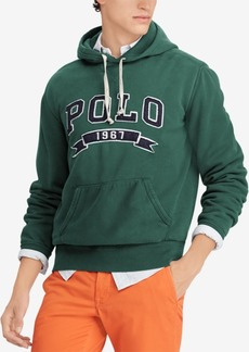 Ralph Lauren Polo Polo Ralph Lauren Men's Logo Fleece Hoodie