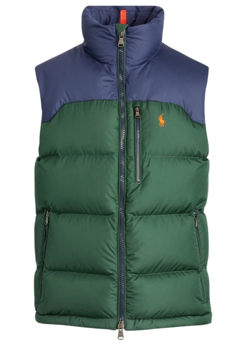 Ralph Lauren Polo Polo Ralph Lauren Men's Mid-Weight Down Vest