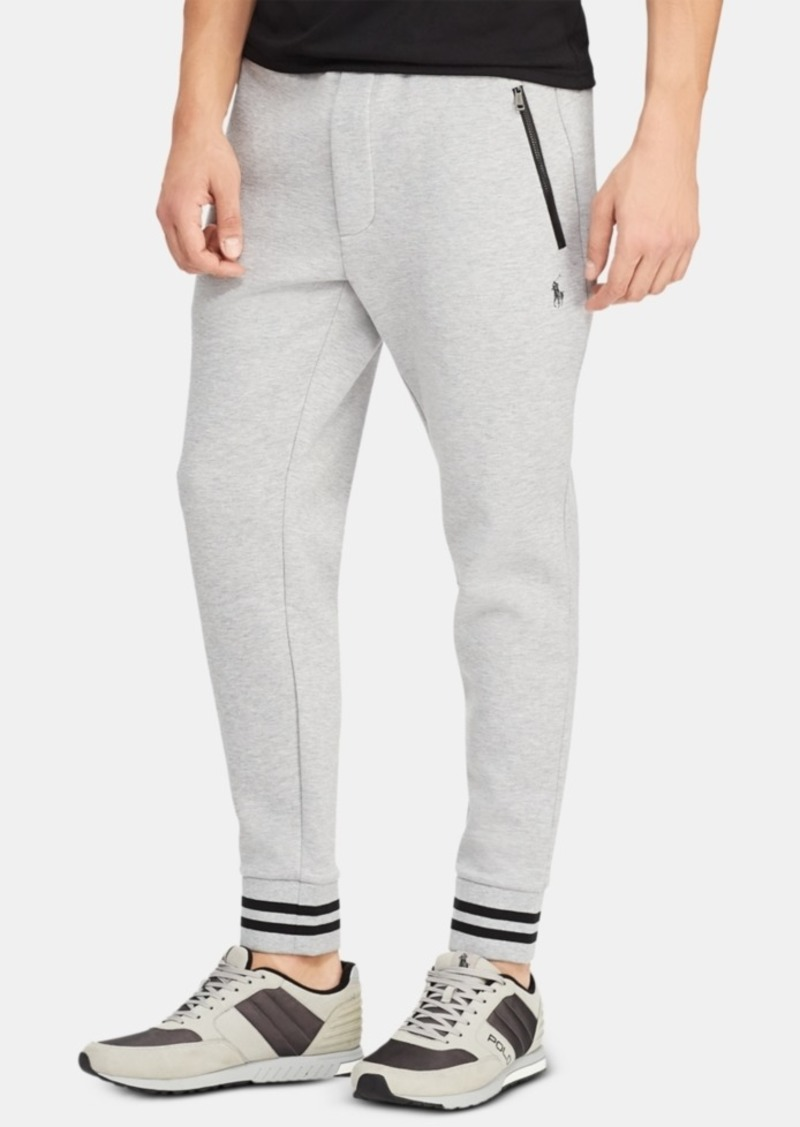 0a5294663 Ralph Lauren Polo Polo Ralph Lauren Men s P-Wing Double-Knit Performance Jogger  Pants
