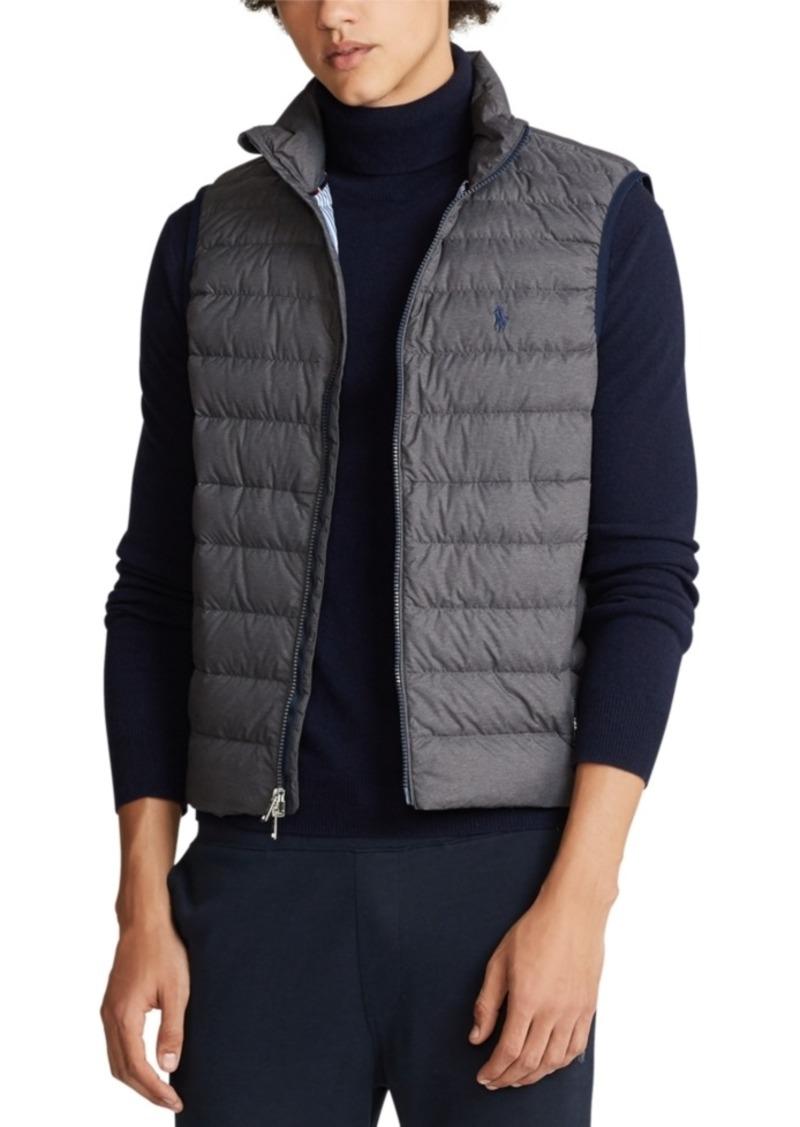 Ralph Lauren Polo Polo Ralph Lauren Men's Packable Down Vest