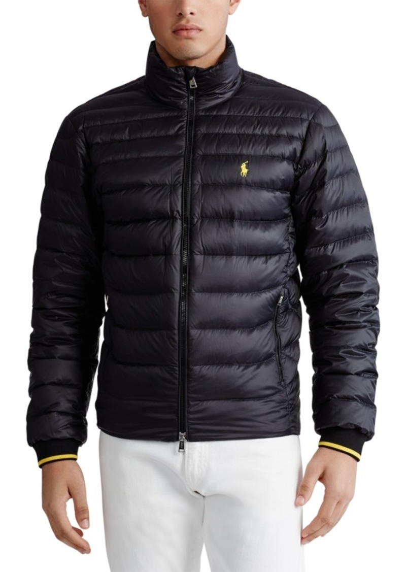 Ralph Lauren Polo Polo Ralph Lauren Men's Packable Quilted Down Jacket