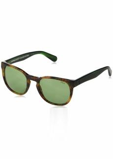 Ralph Lauren Polo Polo Ralph Lauren Men's PH4099 Round Sunglasses