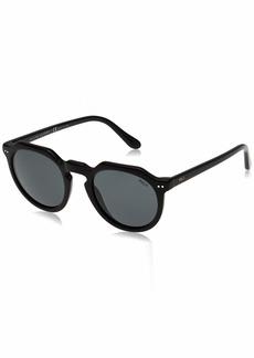 Ralph Lauren Polo Polo Ralph Lauren Men's PH4138 Round Sunglasses