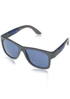 Ralph Lauren Polo Polo Ralph Lauren Men's PH4162 Square Sunglasses