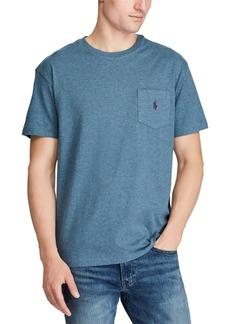 Ralph Lauren Polo Polo Ralph Lauren Men's Pocket Logo T-Shirt