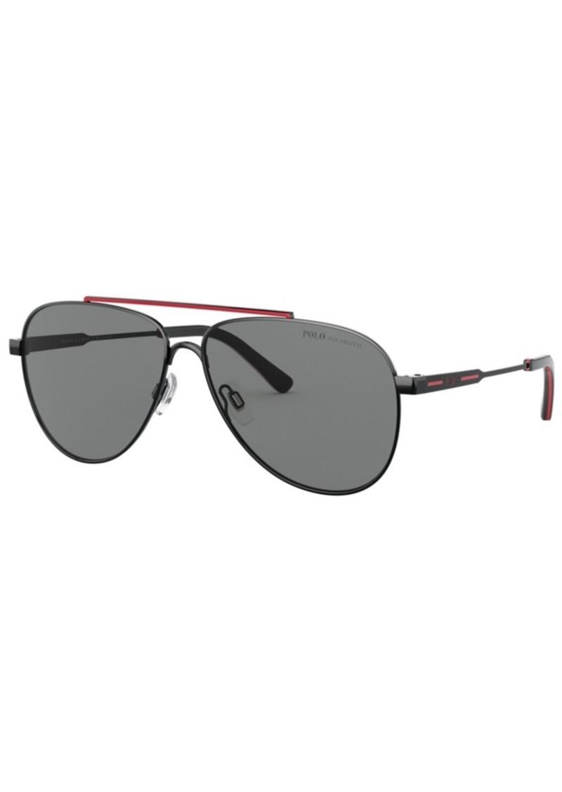 Ralph Lauren Polo Polo Ralph Lauren Men's Polarized Sunglasses