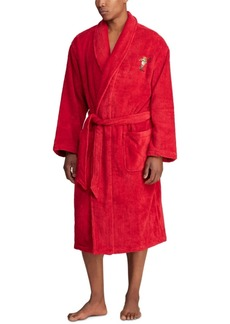 Ralph Lauren Polo Polo Ralph Lauren Men's Polo Bear Terry Bathrobe, Created for Macy's