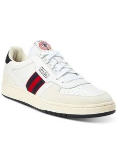 Ralph Lauren Polo Polo Ralph Lauren Men's Polo Court Sneakers Men's Shoes