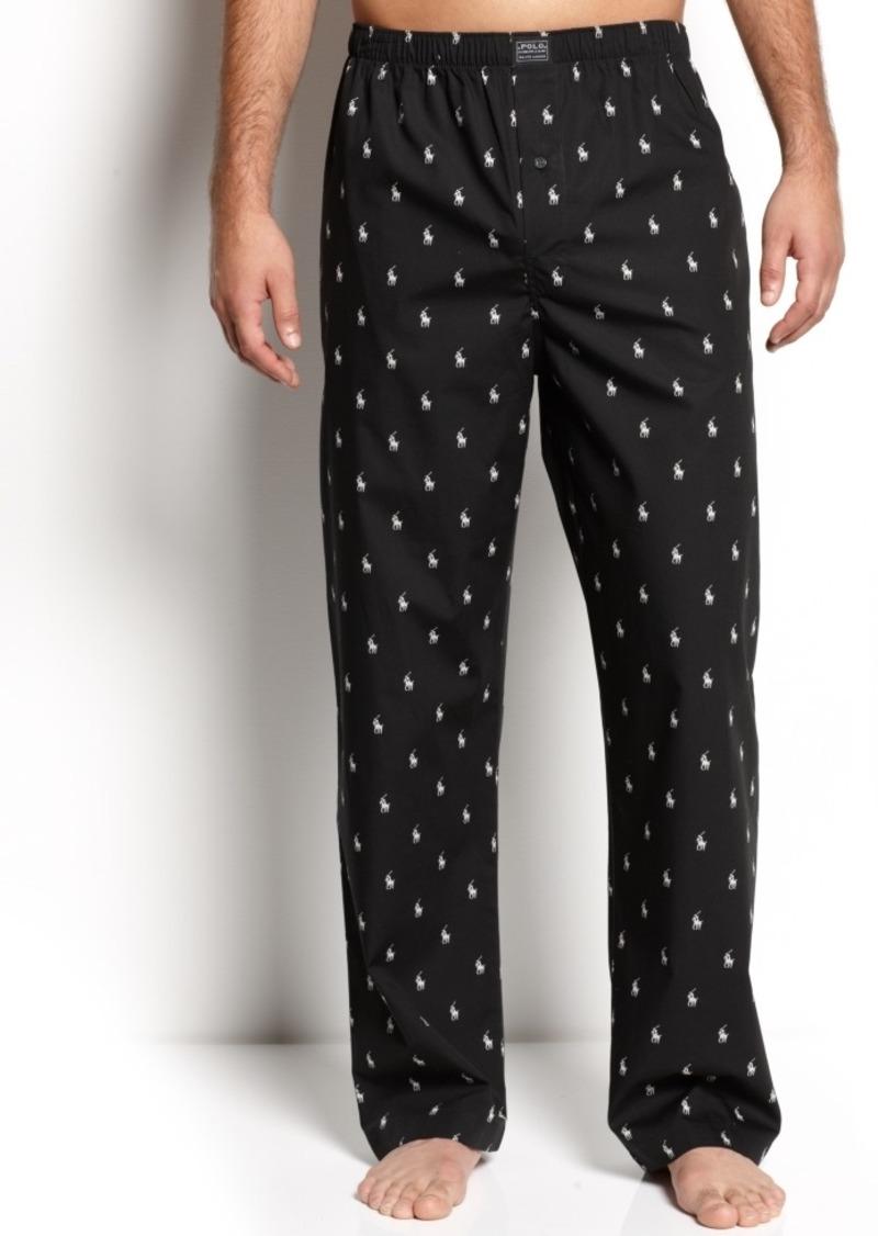 Ralph Lauren Polo Polo Ralph Lauren Men's Polo Player Pajama Pants