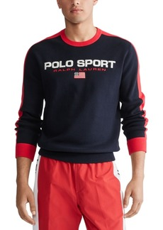 Ralph Lauren Polo Polo Ralph Lauren Men's Polo Sport Cotton Sweater