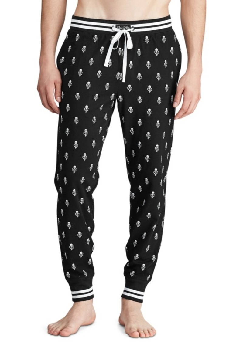 Ralph Lauren Polo Polo Ralph Lauren Men's Printed Knit Pajama Joggers