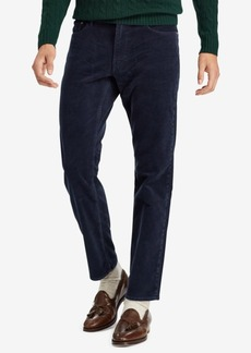 Ralph Lauren Polo Polo Ralph Lauren Men's Prospect Straight Stretch Corduroy Pants