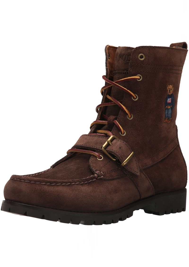 Ralph Lauren Polo Polo Ralph Lauren Men's Ranger B Fashion Boot   D US