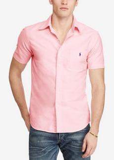 Ralph Lauren Polo Polo Ralph Lauren Men's Short-Sleeve Oxford Shirt