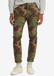 Ralph Lauren Polo Polo Ralph Lauren Men's Slim Fit Camouflage Cotton Chino Pants