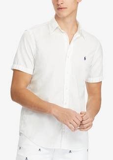Ralph Lauren Polo Polo Ralph Lauren Men's Slim Fit Twill Shirt