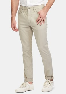 Ralph Lauren Polo Polo Ralph Lauren Men's Slim Straight Stretch Sateen Five-Pocket Pants
