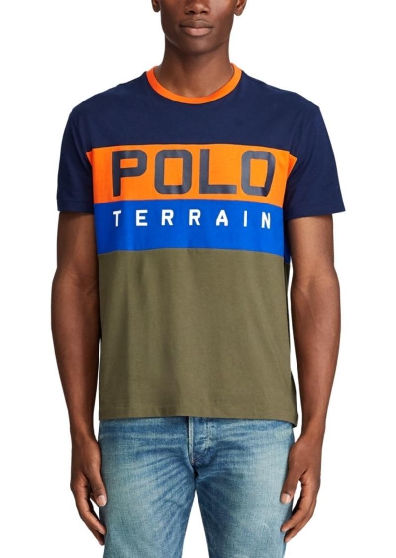 Ralph Lauren Polo Polo Ralph Lauren Men's Soft Cotton Terrain T-Shirt
