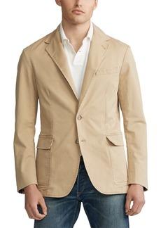Ralph Lauren Polo Polo Ralph Lauren Men's Stretch Chino Sport Coat
