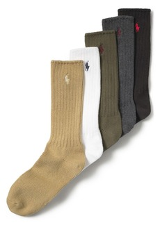 Ralph Lauren Polo Polo Ralph Lauren Men's Stretch Cotton Socks