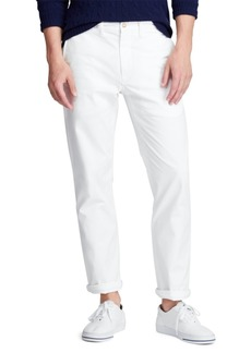 Ralph Lauren Polo Polo Ralph Lauren Men's Straight-Fit Stretch Chino Pants