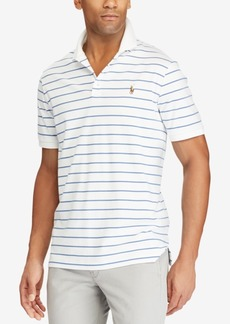 Ralph Lauren Polo Polo Ralph Lauren Men's Striped Classic Fit Soft-Touch Polo