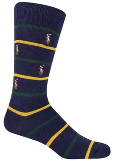 Ralph Lauren Polo Polo Ralph Lauren Men's Striped Crew Socks