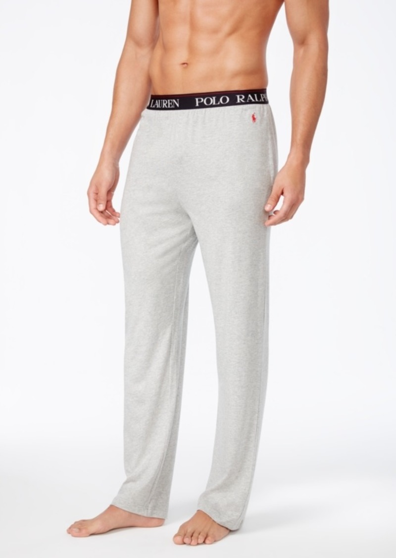 31183262 Polo Ralph Lauren Men's Super Soft Cotton Comfort Pajama Pants