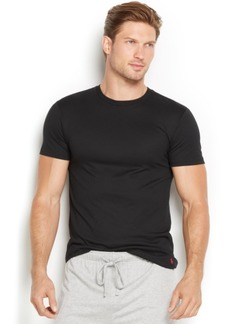 Ralph Lauren Polo Polo Ralph Lauren Men's Supreme Ultra-Soft Pima JerseyComfort Crew-Neck T-Shirt