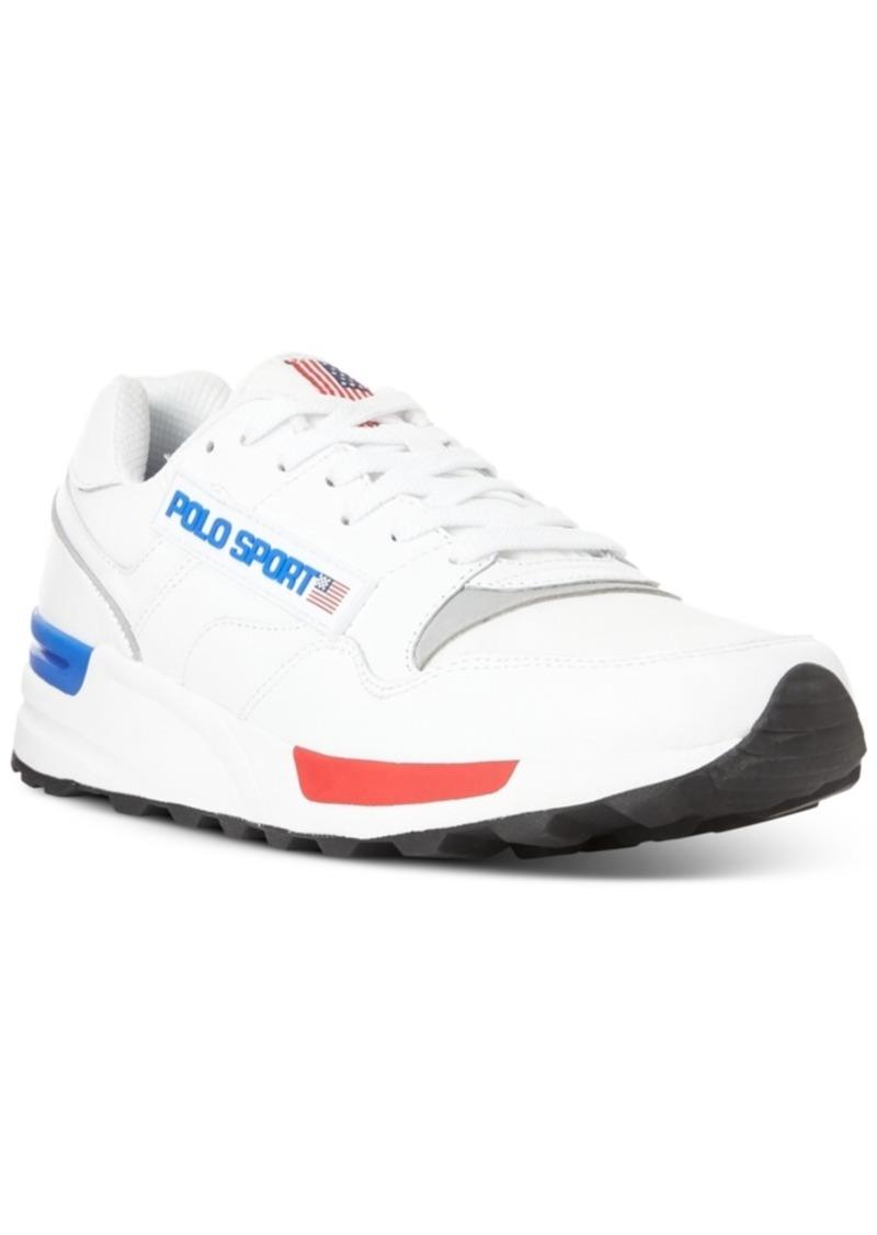 Ralph Lauren Polo Polo Ralph Lauren Men's Trackster Shoes Men's Shoes