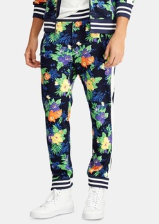 117bdf08b4a9 Ralph Lauren Polo Polo Ralph Lauren Men s Tropical-Print Cotton Jogger Pants