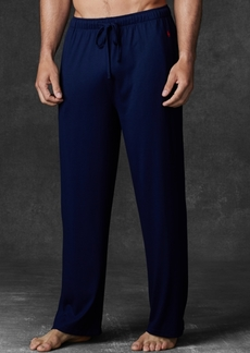 Ralph Lauren Polo Polo Ralph Lauren Men's Ultra-Soft Pima Cotton Supreme Comfort Knit Pajama Pants