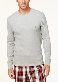 Ralph Lauren Polo Polo Ralph Lauren Men's Ultra Soft Waffle-Knit Thermal Shirt